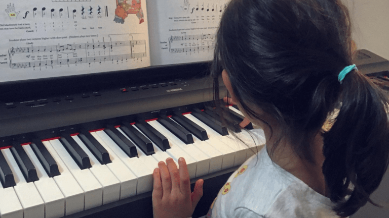 Midtown Toronto Piano Studio piano lessons for kids