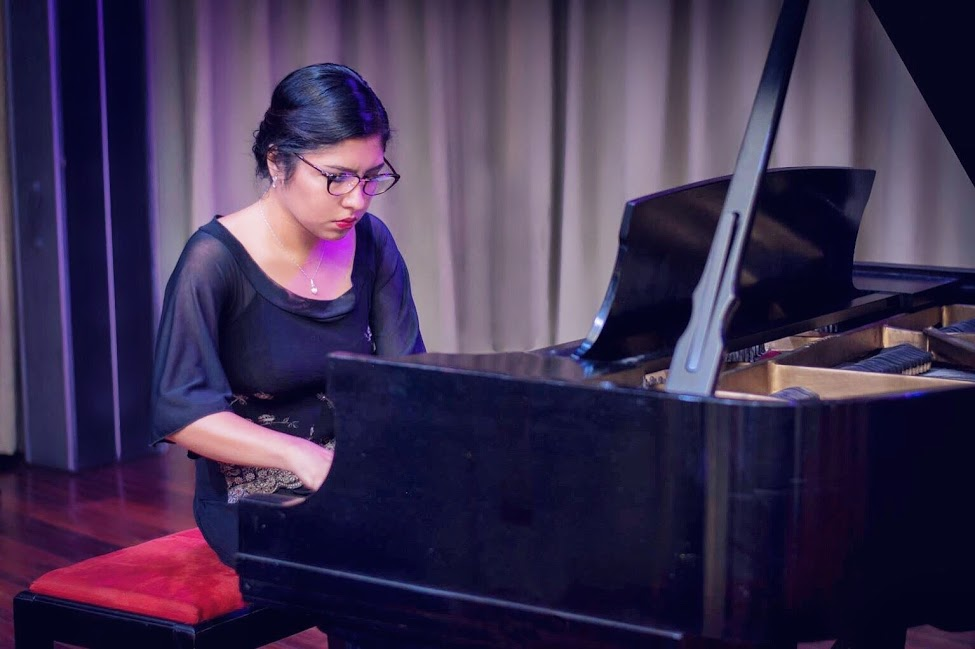Elizabeth Haidaichuk will perform with Toronto Symphony Orchestra at Summer Music Festival