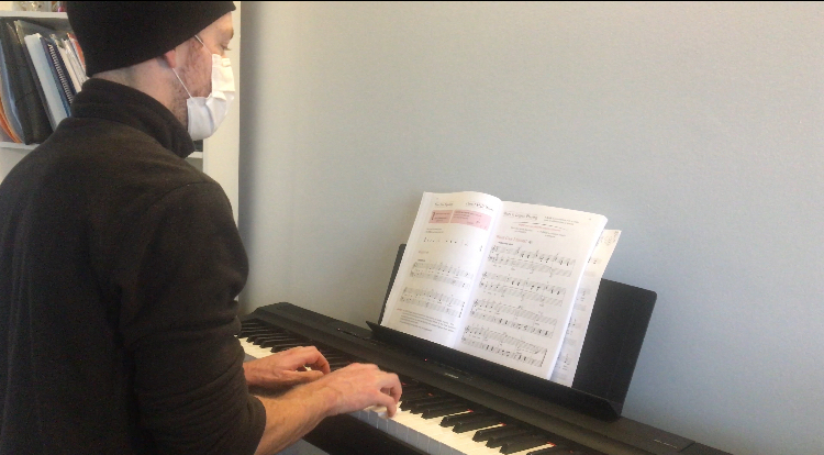Meet Sam, our leading student of Piano + Adult music program Midtown Toronto Piano Studio