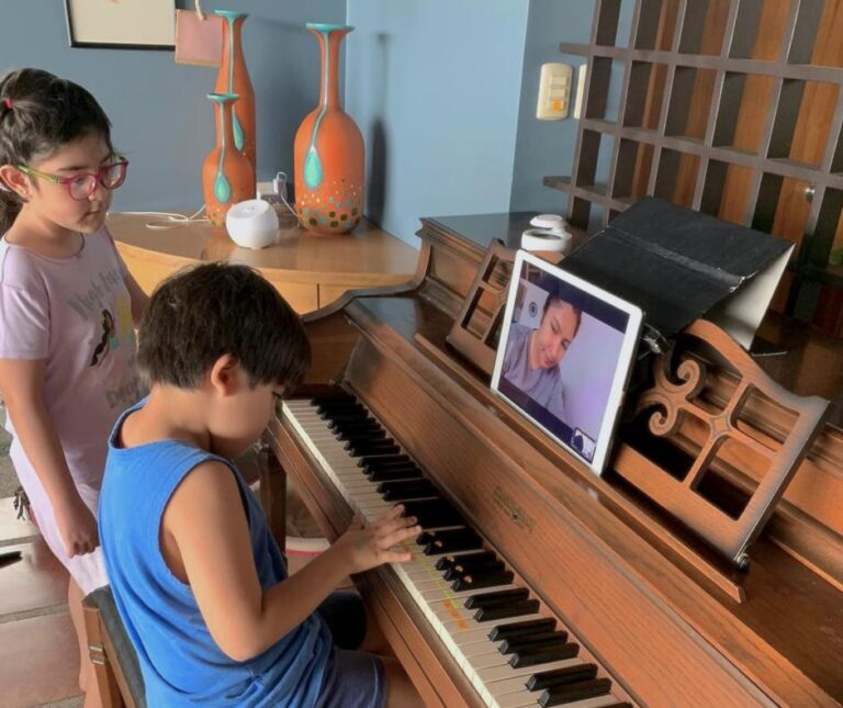 Online Piano Lessons for kids with Midtown Toronto Piano Studio