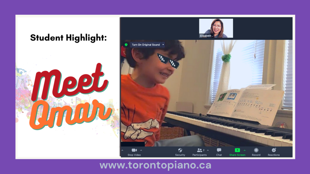 Omar reaches new piano heights